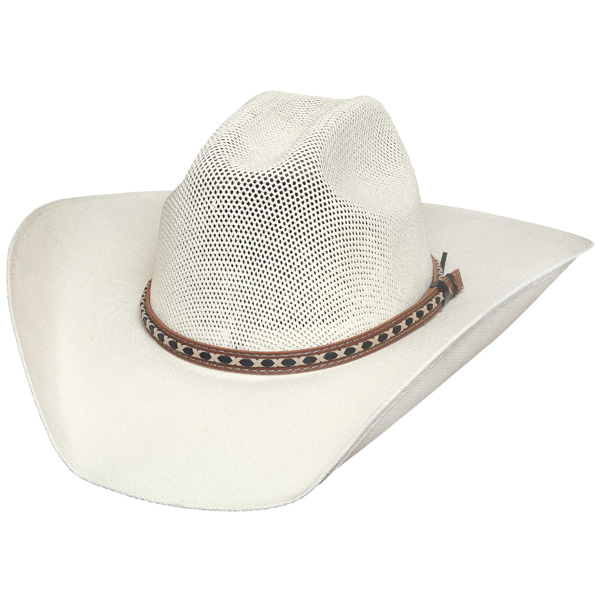Bullhide Quick Draw - (10X) Straw Cowboy Hat