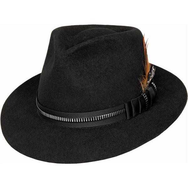 Bullhide Clarkston - Wool Fedora Hat