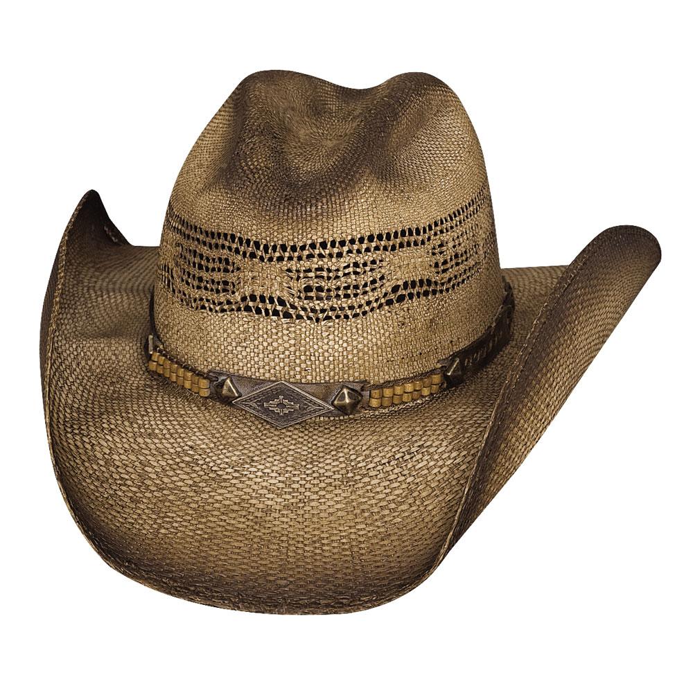 Bullhide Full Speed - Straw Cowboy Hat