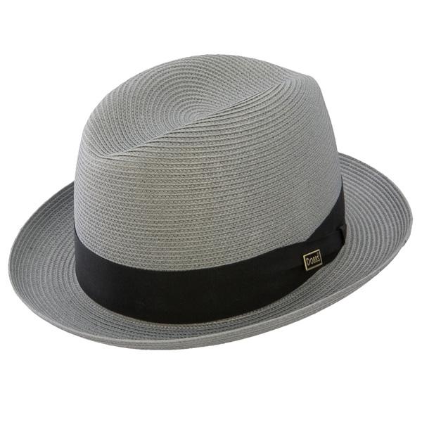 Dobbs Parker - Straw Fedora Hat