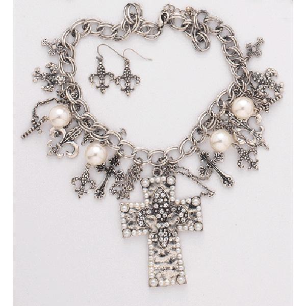 Nocona Margarites - Jewelry Set