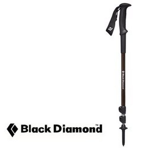 【Black Diamond 美國】TRAIL SPORT 3 快扣鋁登山杖 經典三節入門款 灰色 (112225)