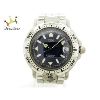 タグホイヤー TAG Heuer 腕時計 - wH1215-K1 ボーイズ ダークネイビー 新着 20200302
