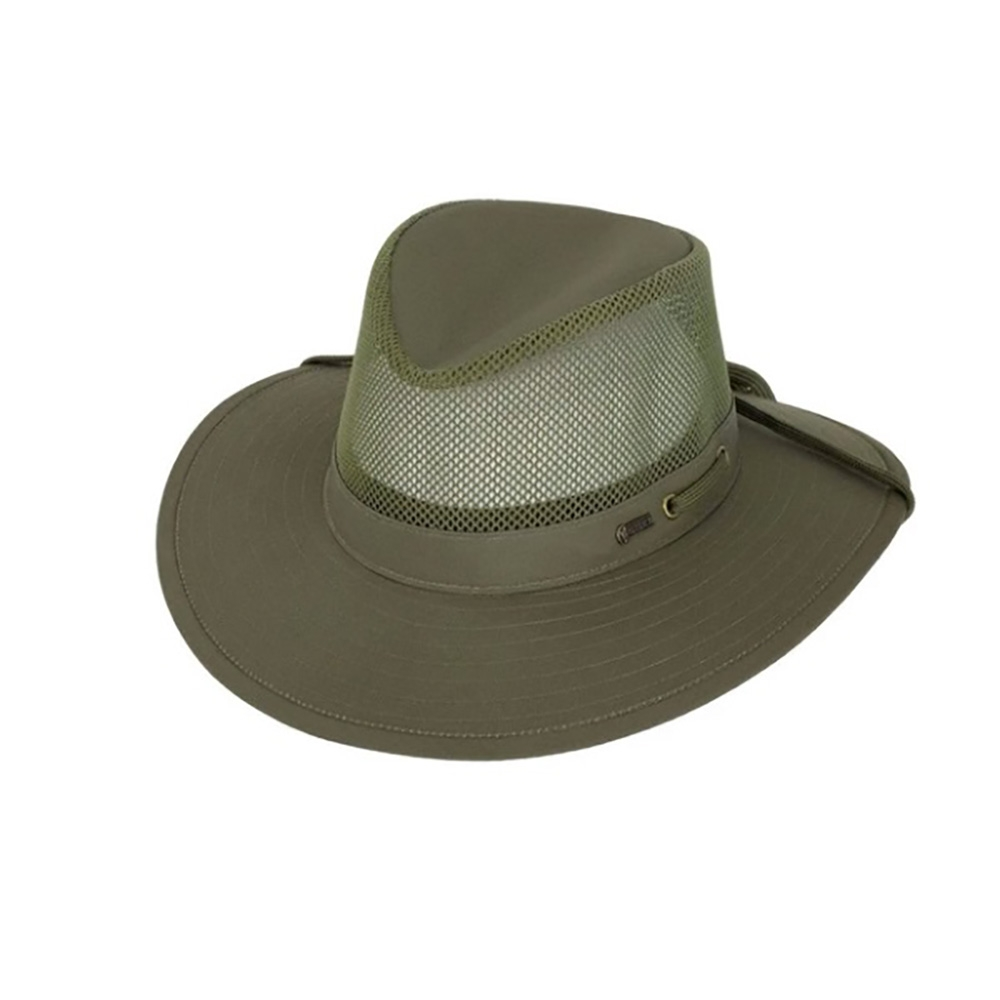 Outback River Guide With Mesh II - Outdoorsman Hat