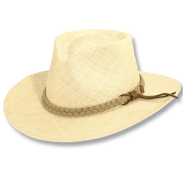 Scala Clifton - Panama Straw Hat