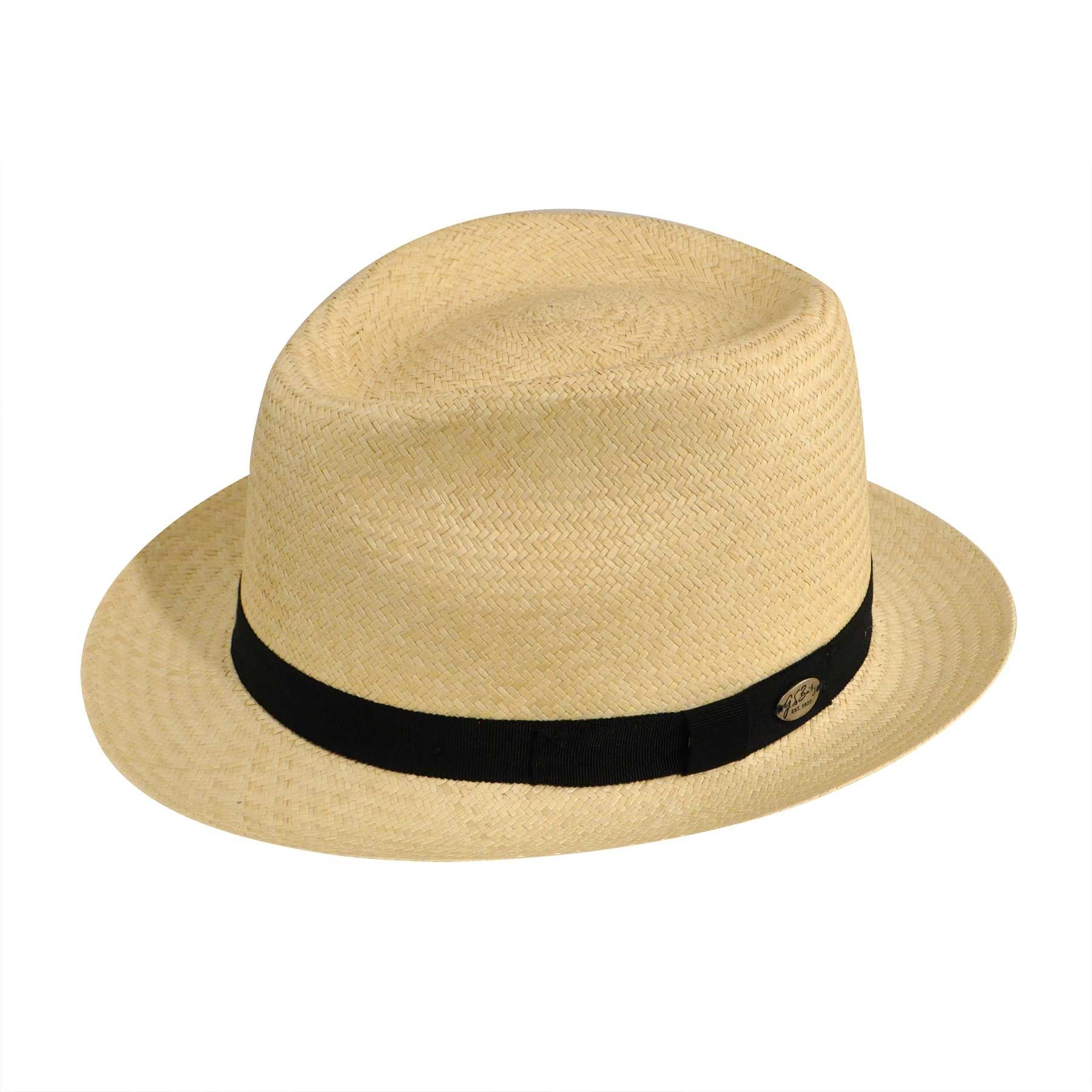 Bailey Porter - Straw Fedora Hat (Closeout)