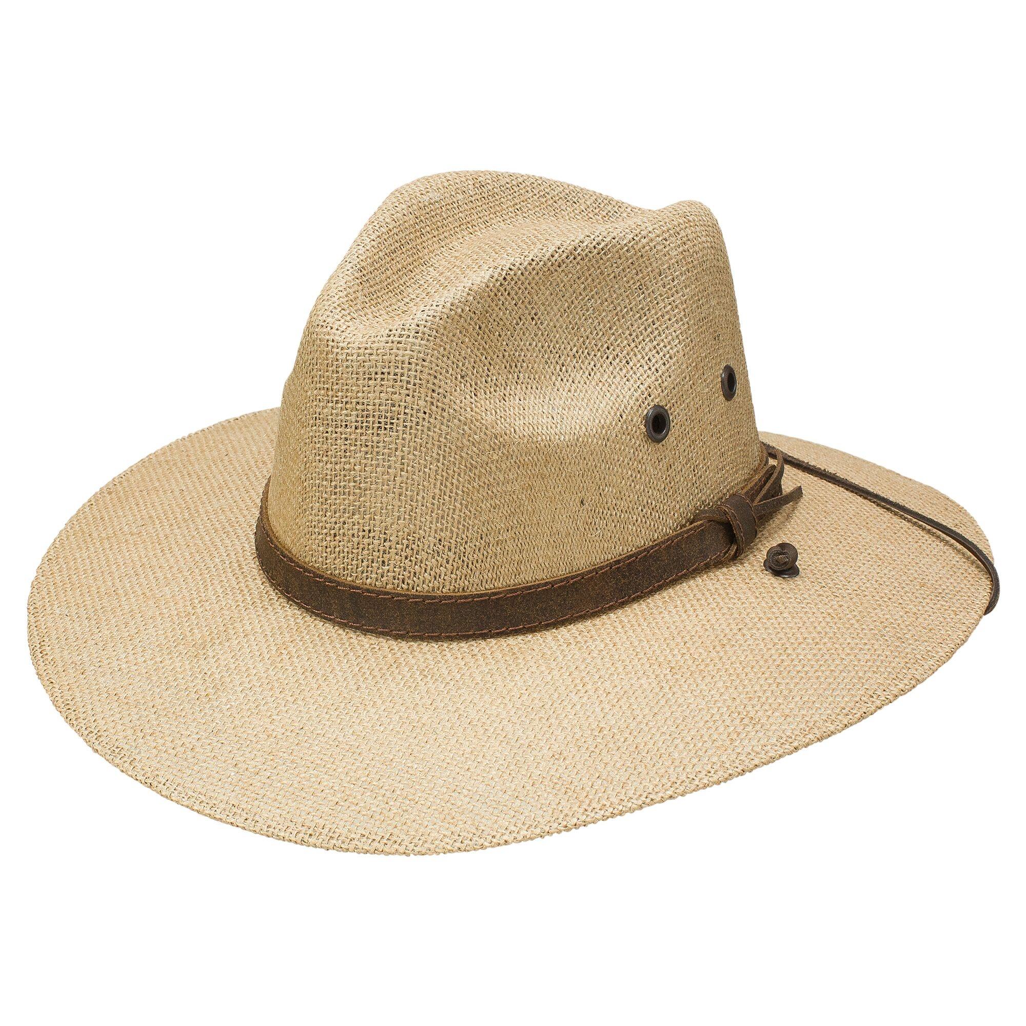 Stetson Fazenda - Straw Cowboy Hat