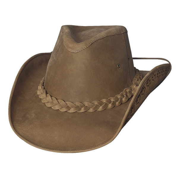 Bullhide Melbourne - Leather Cowboy Hat