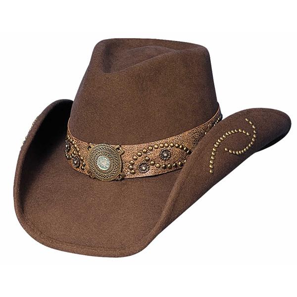 Bullhide Sheila - Shapeable Wool Cowgirl Hat