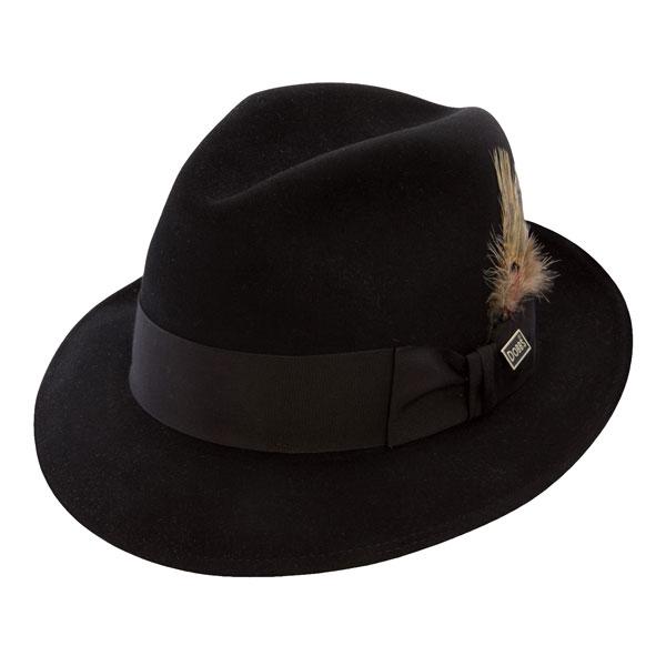 Dobbs Dayton - Fur Fedora Hat
