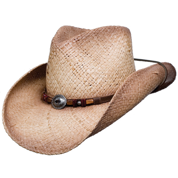 Charlie 1 Horse Great Divide - Shapeable Straw Cowboy Hat