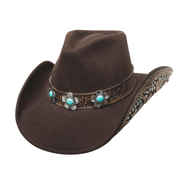 Bullhide Sweet Emotion - Wool Cowgirl Hat