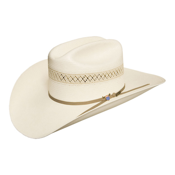 Resistol USTRC Wildfire - (10X) Straw Cowboy Hat