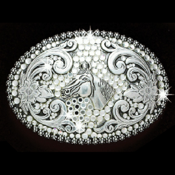 Nocona Kendall - Belt Buckle