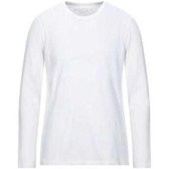 《セール開催中》ORIGINAL VINTAGE STYLE メンズ T シャツ ホワイト L コットン 100%