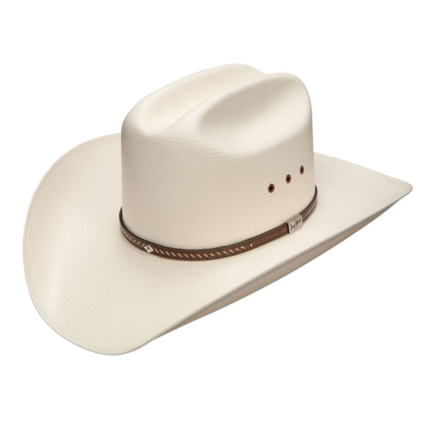 Resistol George Strait Hamilton - (10X) Straw Cowboy Hat