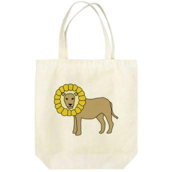 トウモロコ獅子 トートバッグ