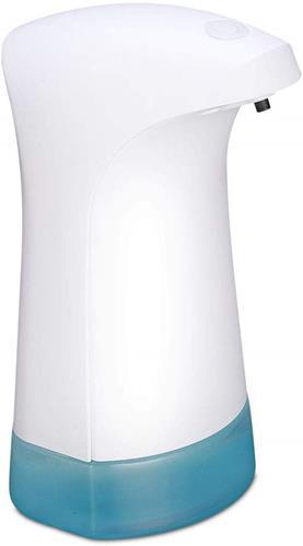 【日本代購】Lantoo 自動感應泡沫手動肥皂分配器防水USB充電(380毫升)