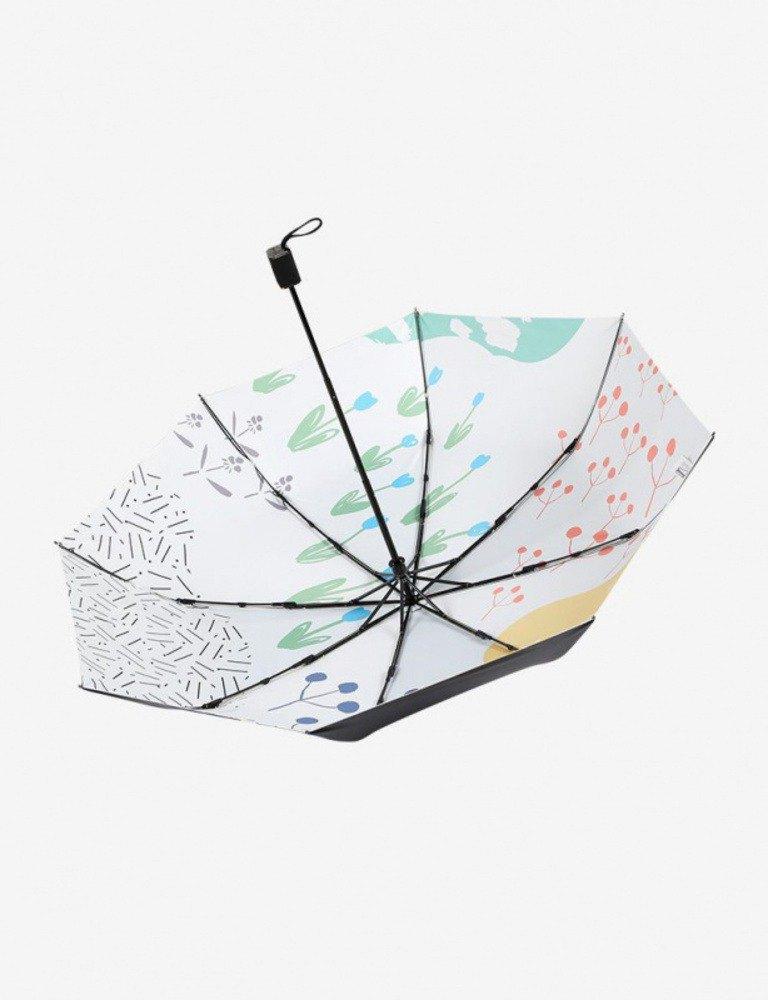 【限時優惠】Boy 摺疊防曬雨傘 - By3056 茁然