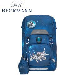 【Beckmann】兒童護脊書包22L-星際冒險