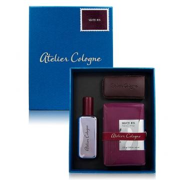 Atelier Cologne 歐瓏 Silver Iris純銀之韻-銀色鳶尾淡香水禮盒