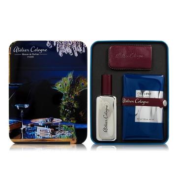 Atelier Cologne 歐瓏 Oud Saphir沉香藍寶石淡香水禮盒