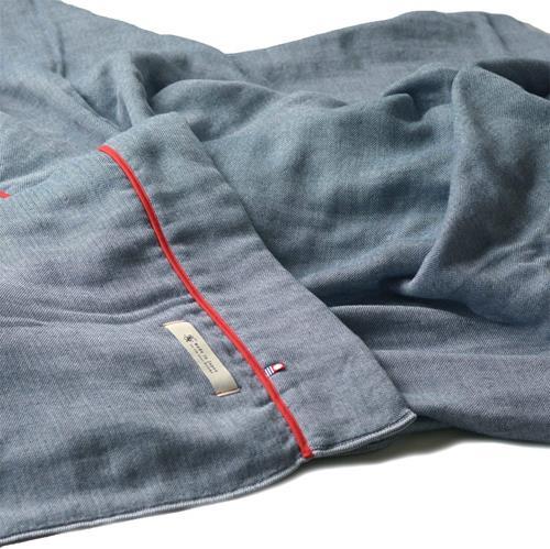 【日本代購】布魯姆 今治毛巾 認證 比雷亞 枕套 5層紗布 枕套 棉100% 柔軟  日本製