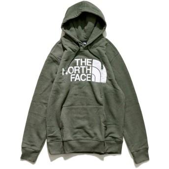 (ザ・ノース・フェイス) THE NORTH FACE MEN'S 80/20 HALF DOME PULLOVER HOODIE ハーフドーム プルオーバー パーカー フーディー ロゴ 定番 アウトドア US規格 (THYME HEATHER, M) [並行輸入品]