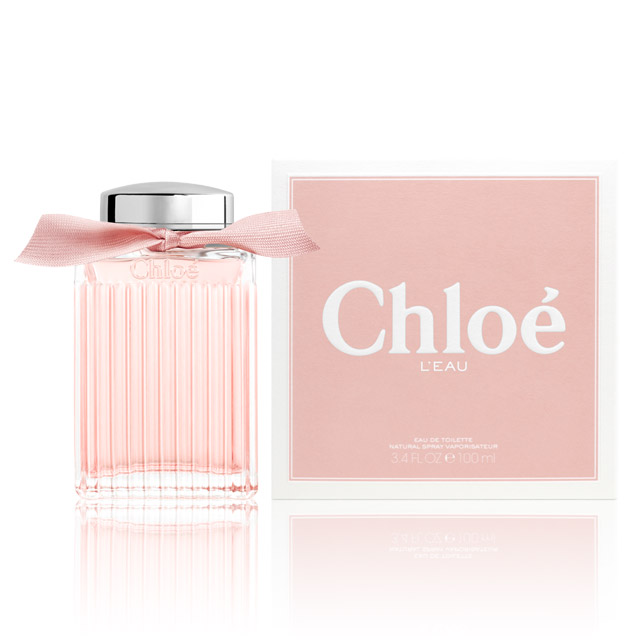 Chloe 克羅埃 粉漾玫瑰女性淡香水 100ml