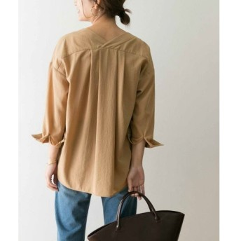 URBAN RESEARCH / アーバンリサーチ Vネックタックシャツ