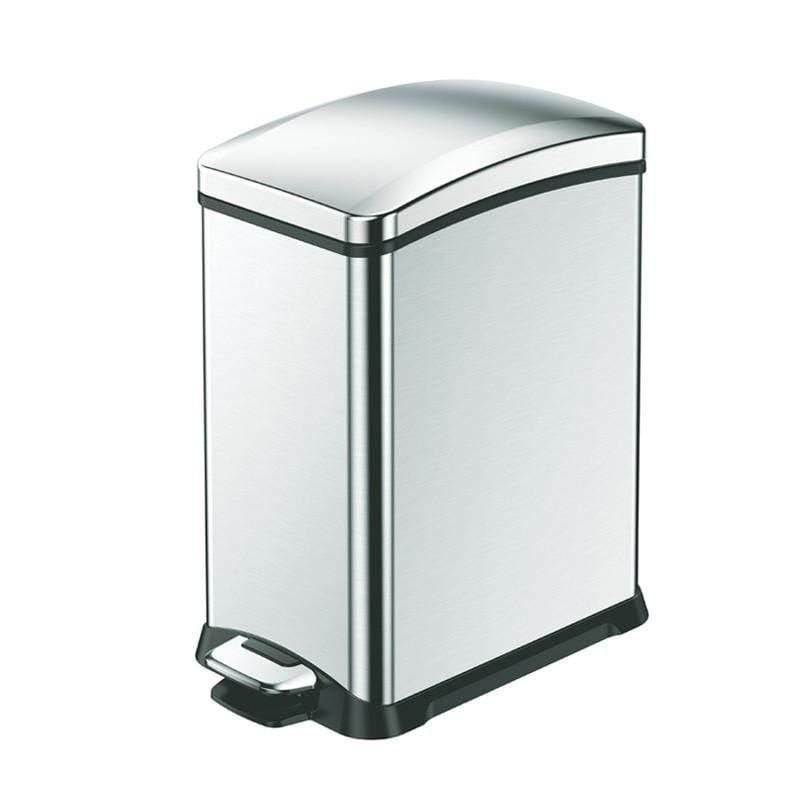 樂活 靜音垃圾桶 15L