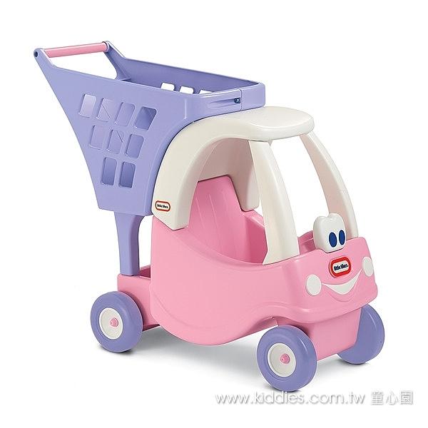《 童心園 》Little Tikes 公主購物車 / JOYBUS玩具百貨