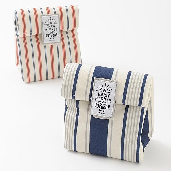【日本BRUNO】野趣多用途保溫保冷袋BHK107 經銷商 公司貨