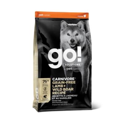 Go! 牧羊野豬 76% 高肉量 全犬無穀配方22磅