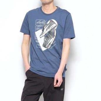 プーマ PUMA メンズ 半袖Tシャツ スニーカー グラフィックTシャツ 581911