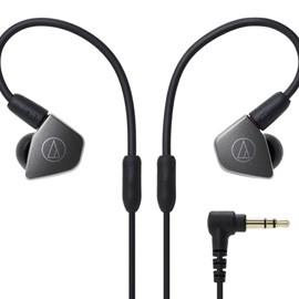Audio-Technica 鐵三角 ATH-LS70 雙動圈交響單體耳塞式耳機