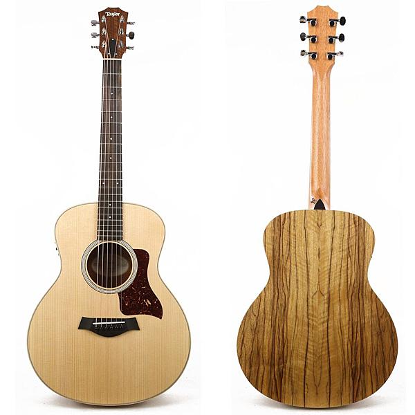 Taylor吉他 2020限量款 電木吉他 黑色木紋 GS Mini-e LTD Black Limba