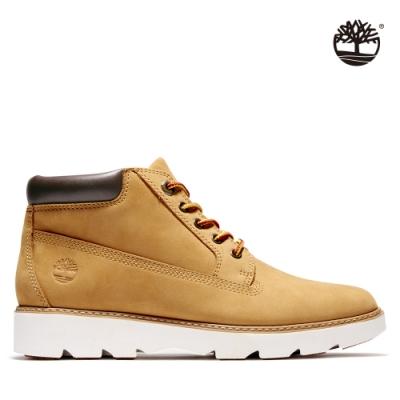 Timberland 女款小麥黃磨砂革休閒靴|A26KK
