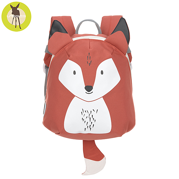 德國LASSIG-兒童動物造型後背包-狐狸