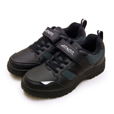 ARNOR 防滑多功能工作鞋 即刻防滑系列 黑灰 93970
