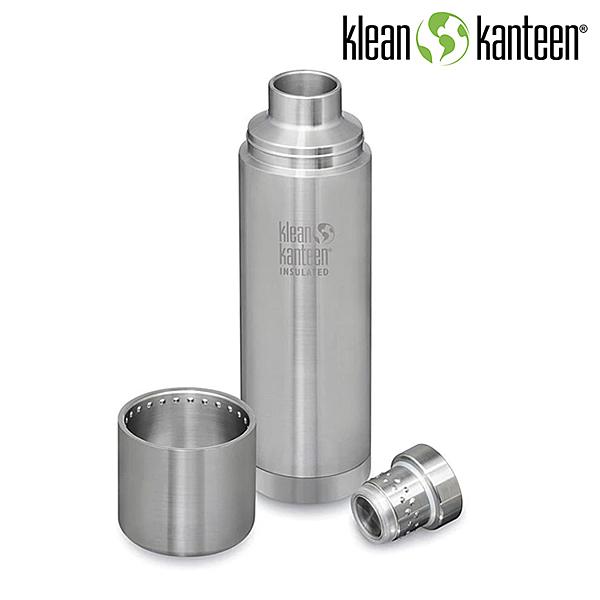 Klean Kanteen 33oz不鏽鋼保溫瓶 KTKPro (1000ml) / 城市綠洲 (水壺、水瓶、不銹鋼瓶、保溫瓶)