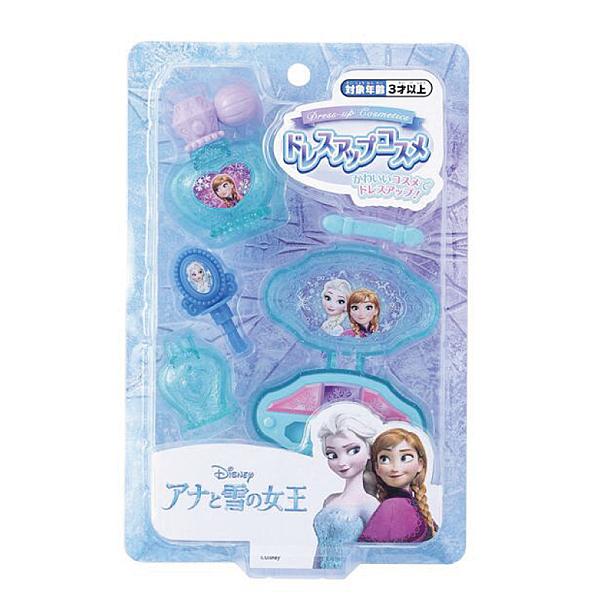 冰雪奇緣Frozen 彩妝香水組