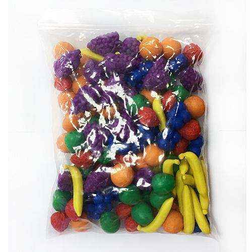 《 少年台製積木 》藍莓水果組 ( 6 色 108 PCS ) / JOYBUS玩具百貨