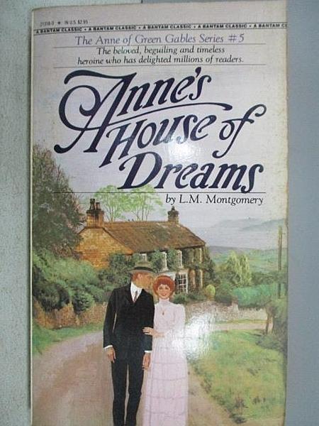 【書寶二手書T4/原文小說_C6P】Anne s House of Dreams_L.M.Montgomery
