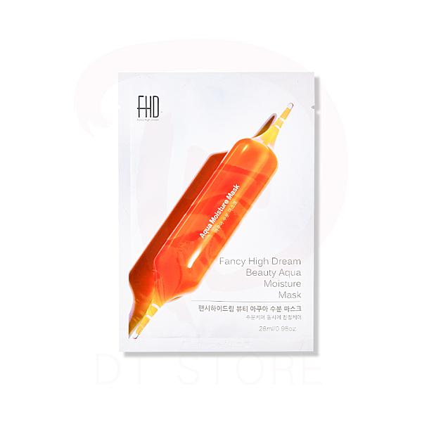 韓國FHD 血橙補水面膜 28ml 單片販售 保濕 淨白 保水 fhd 正品【DT STORE】【0016345】