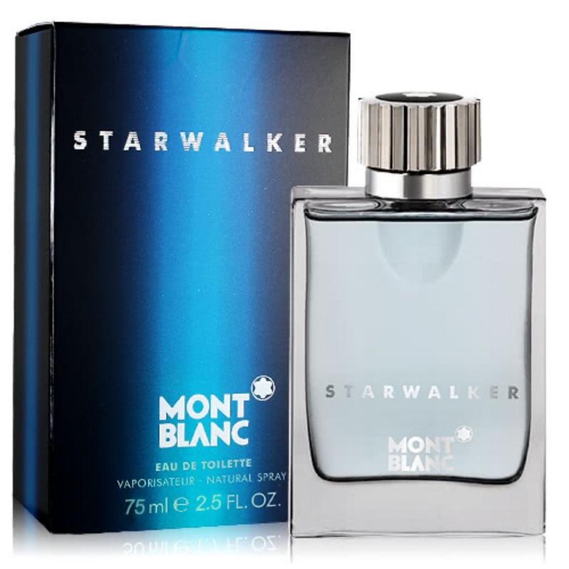 Montblanc Starwalker 萬寶龍星際旅者男性淡香水 75ml