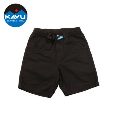 【KAVU】 Ballard Short 休閒短褲 黑色 #209