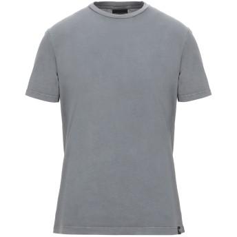 《セール開催中》EMPORIO ARMANI メンズ T シャツ ライトグレー S コットン 100%
