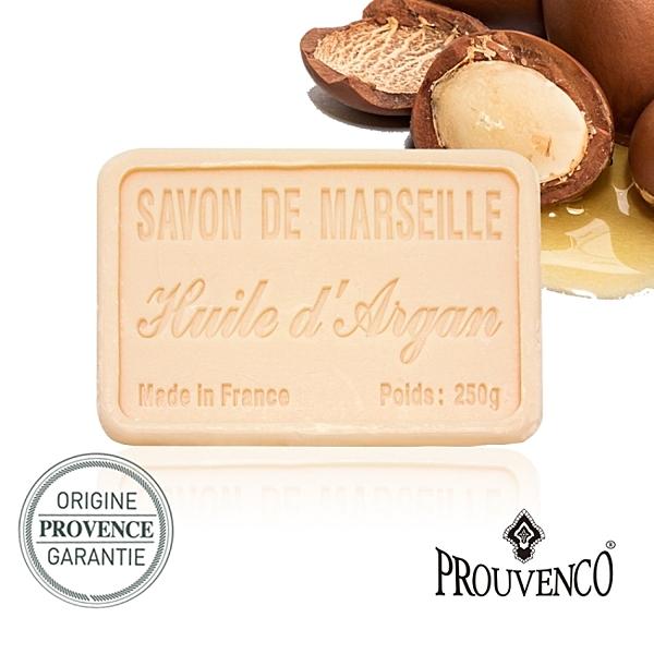 PROUVENCO法國原裝普羅旺詩香氛馬賽皂250G-摩洛哥堅果油