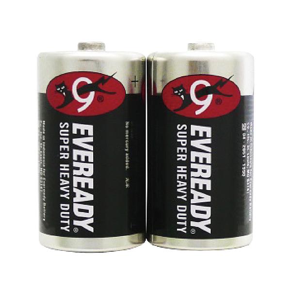 【永備】碳鋅電池1號2入